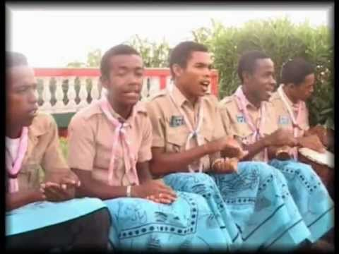 Malagasy Scouts sing about Hawksbill turtles and climate change