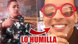 Este NiÑo Canta Mejor Zum Zum Que Daddy Yankee Rkm Y Ken Y Y Arcangel