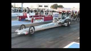 U.S Airforce Injected Nitro Dragster