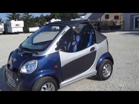 Kandi Electric Vehicle model KD08e at Prosser's Premium RV Outlet
