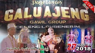GALU AJENG Gawil group Live Siang Bpk. Casika / Ibu. Warsini