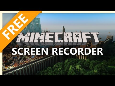 How To Record Minecraft With Ezvid Free Screen Recorder