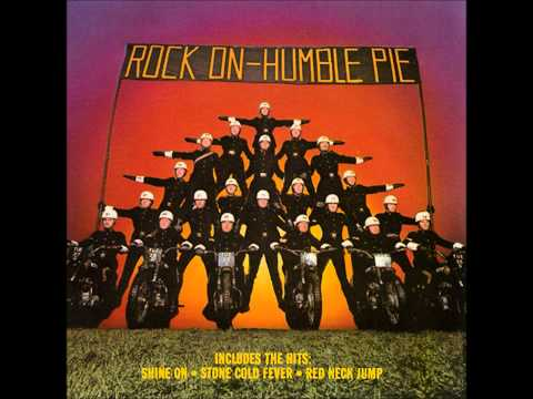 Humble Pie - Stone Cold Fever