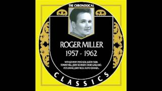 Watch Roger Miller Cant Stop Loving You video