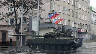 Ukrayna'da iç savaşa yenik düşen son şehir Debaltseve