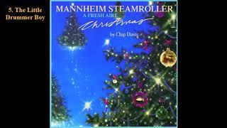 Mannheim Steamroller A Fresh Aire Christmas 1988 Full Album
