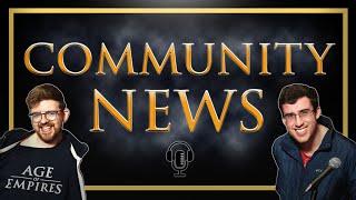 Age of Empires Community News! NAC2, KotD2, AoE3 LAN Tournament announced!