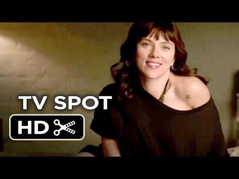 Chef UK TV SPOT - June 25 (2014) - Scarlett Johansson, Jon Favreau Movie HD