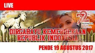 download lagu Live Hut Ri Ke 72 Tahun  Anica Nada gratis