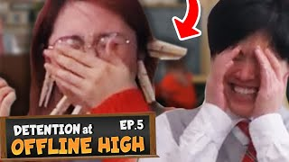 IS DESTINY SMARTER THAN OFFLINE TV? - DETENTION AT OFFLINE HIGH EP 5 ft. POKIMANE, LILYPICHU & MORE