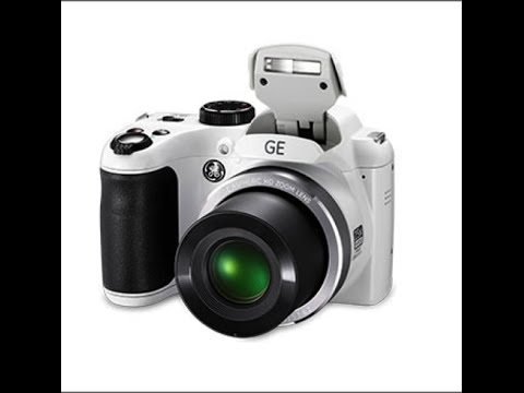 My New Camera - GE X450 Unboxing
