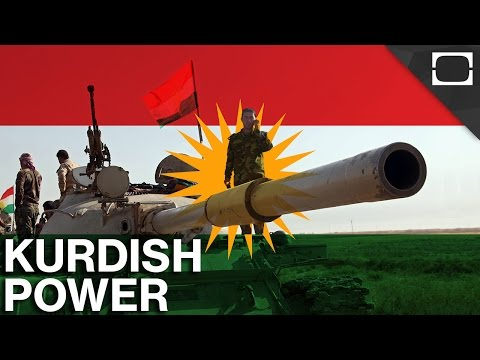 How Powerful Is Kurdistan?