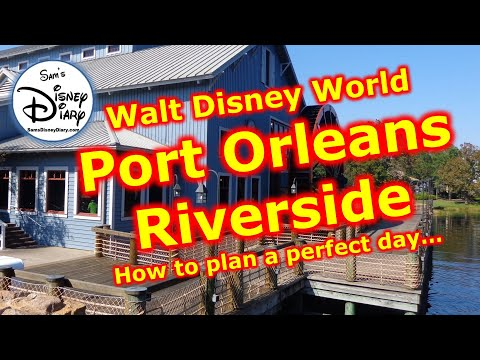 Sams Disney Diary Episode #28 - Walt Disney World - Port Orleans Riverside