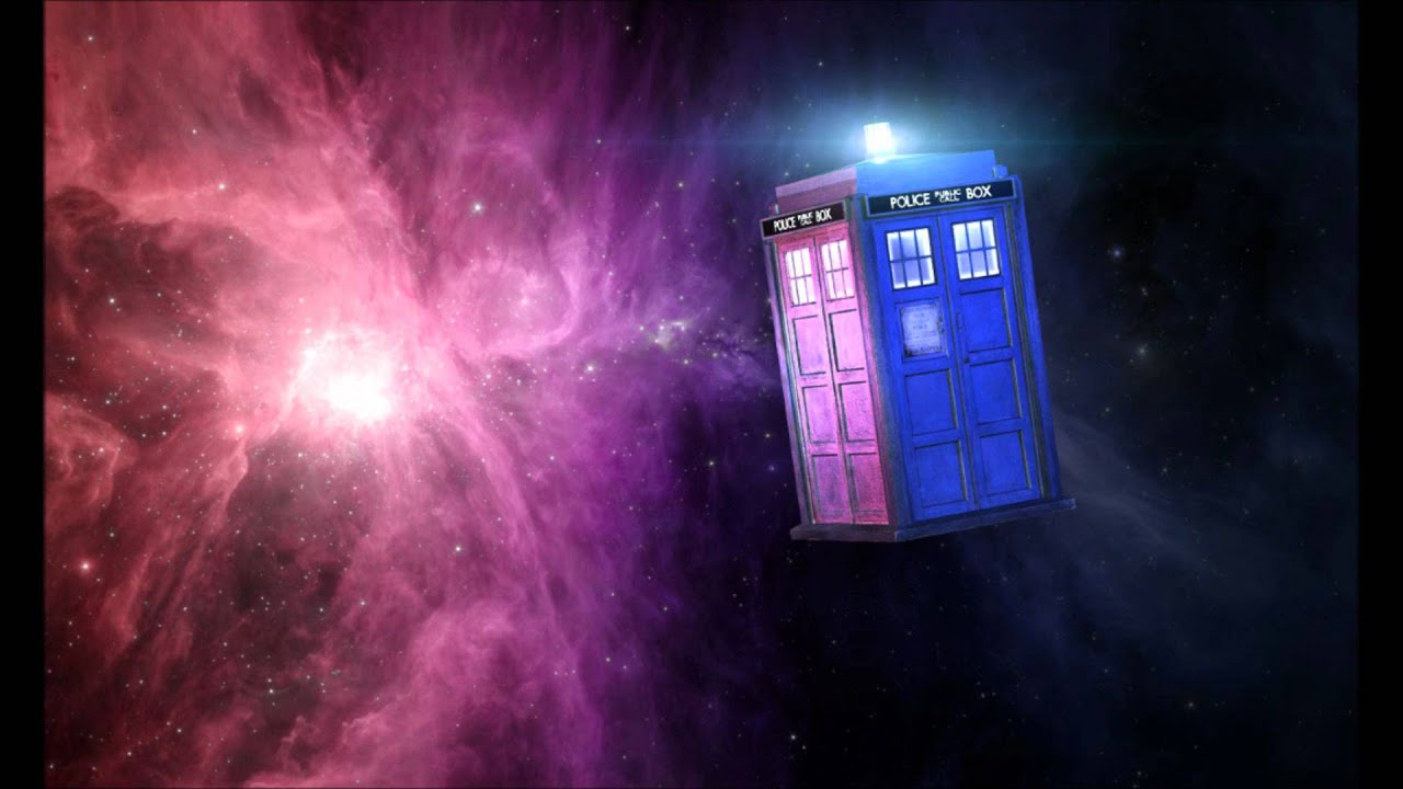 Tardis de Doctor Who