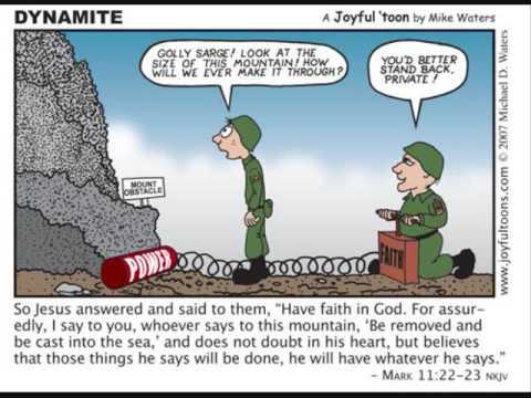 Cartoons About Faith