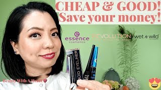 Save Your Money!  3 Best, Smudge-proof, Cheap & Cruelty-Free Eyeliners!
