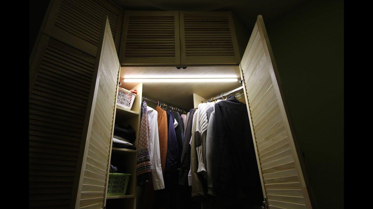 Как сделать подсветку в шкафу своими руками: видео, фото, инструкция 79