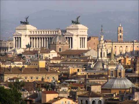 Roma capoccia – Antonello Venditti (Lyrics)