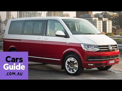 2015 Volkswagen Transporter, Caravelle and Multivan review | first Australian drive