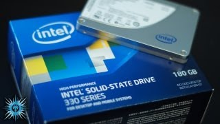 Intel 330 Series SSD Unboxing & Overview (most reliable SSD brand?)