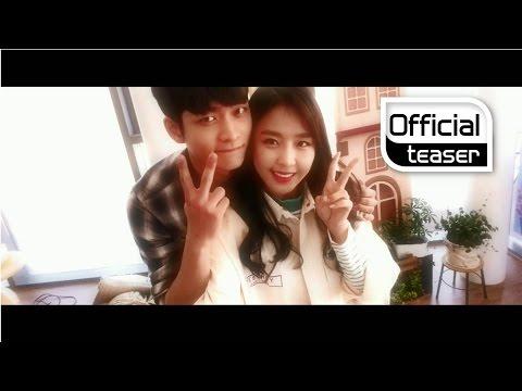 [teaser] Sunny(써니) (girls Generation(소녀시대)), Rooftop House Studio(옥탑방 작업실)   Heart Throbbing(심쿵주의보) video