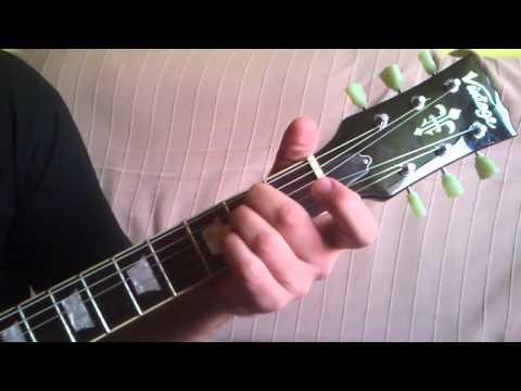 Nauka Gry Na Gitarze   Chwyty Gitarowe - Emoll