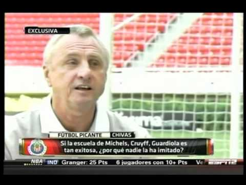 Johan Cruyff Futbol Picante 1:2