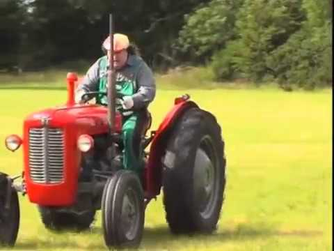 Ride on a Tractor