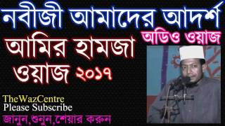 নবীজীই একমাত্র আদর্শ। Mufti Amir Hamza Waz। Audio Bangla waz