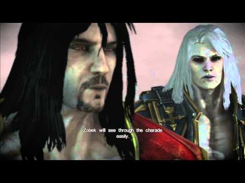 Castlevania Lord of Shadows 2 - Dracula & Alucard Family Reunion