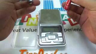Mini Digital Scale 500g/0.1g