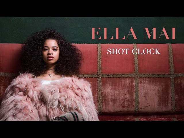 Ella Mai в Shot Clock Audio