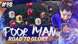 TOTY PACK OPENING! FLASHBACK CASILLAS and POGBA SQUAD - POOR MAN RTG #98 - FIFA 19