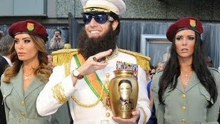 The Dictator - The Dictator - Movie Review