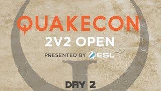 QuakeCon 2v2 Open 2018 – Day 2 – Finals Day