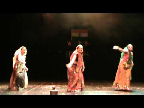 Krishna Theme dances GOPIO 2011