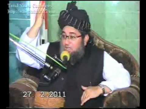 Moulana Saeed Yousuf Khan Palandri-seerat-un-nabi (saw) 27.02.2011 video