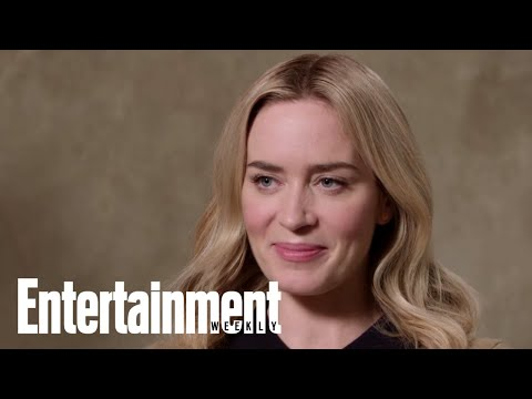 John Krasinski On 'A Quiet Place' Sequel & Stars Reveal Their Ideas For Plot | Entertainment Weekly