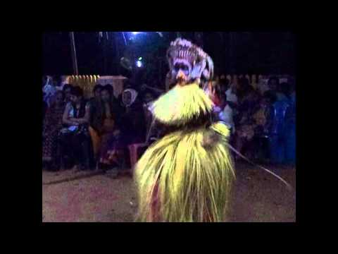 Bootha Kola Dance In bajinadka House-06 video