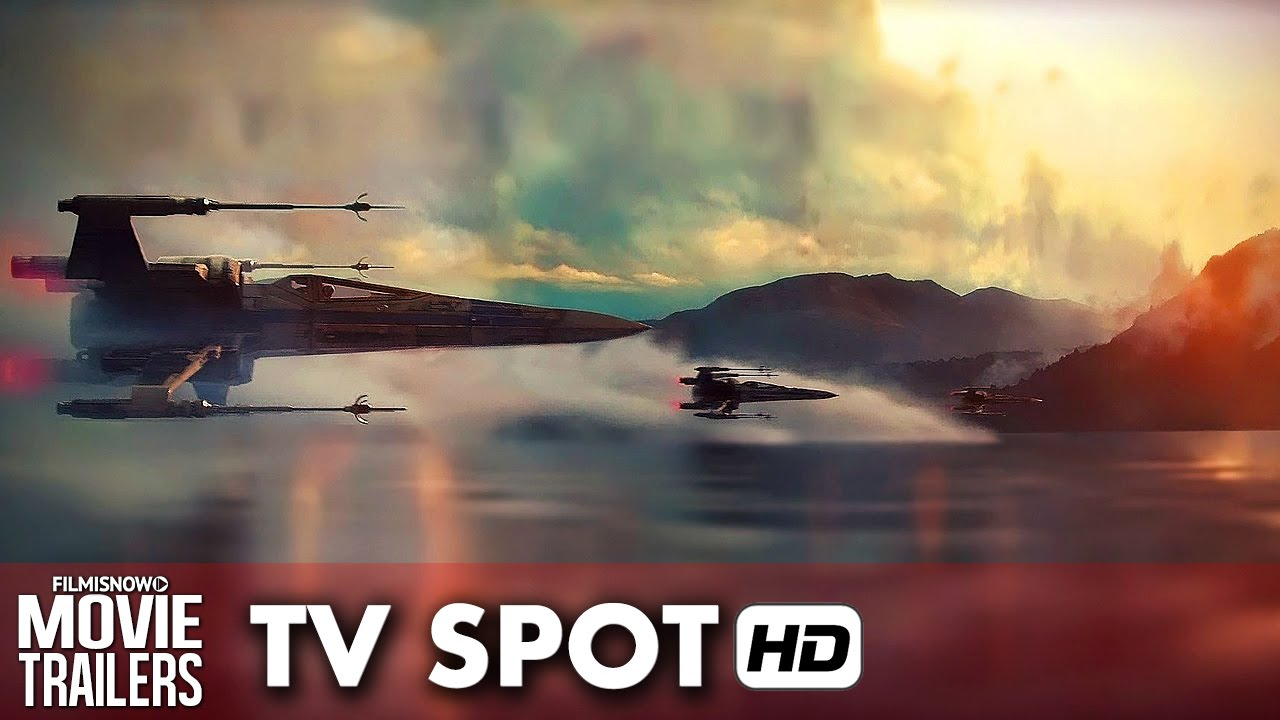 Star Wars: Episode VII - The Force Awakens Extended TV Spot (2015) HD