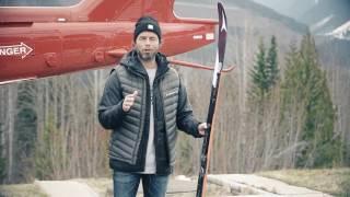 Freeride Skitest - Timo Hermeler - Atomic Vantage
