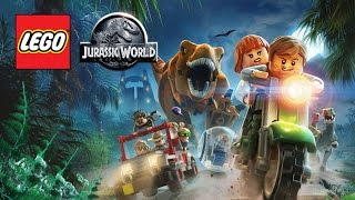 LEGO Jurassic World DEMO