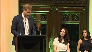 Price Harry's Pasifika greetings applauded at final Auckland event in Royals tour