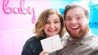 EXCITING SURPRISE GENDER REVEAL!