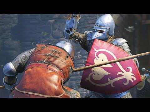 Kingdom Come: Deliverance - NEW Gameplay Demo 2018