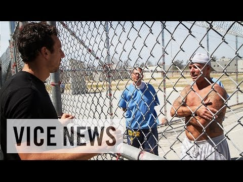 Inside Maximum Security Prison: Murder Mayhem and Meditation...