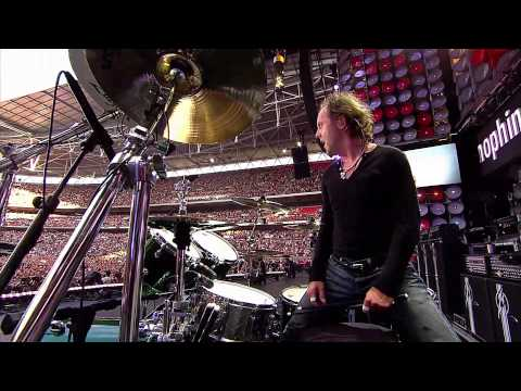 Metallica -  Enter Sandman 2007 Live Video Full HD