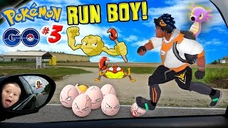 POKEMON GO Weight Loss?? RUN BOY!! (FGTEEV Duddy Trains the Trainer in Myrtle Beach Part 3 Gameplay)