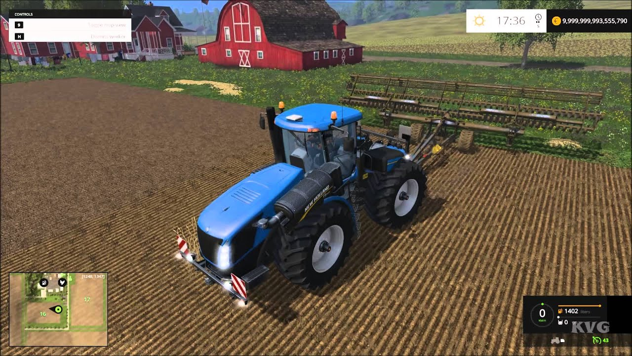 Farming Simulator 2013 New Holland Farming Simulator 15 New