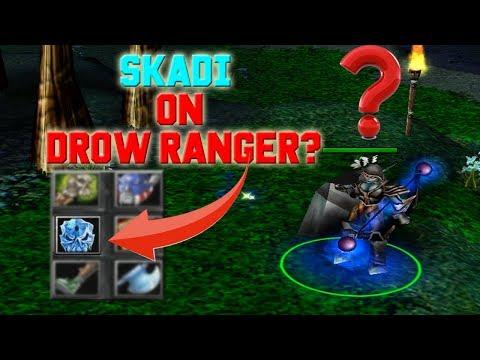 DOTA DROW RANGER SKADI - BEYOND GODLIKE (GOOD GAME)